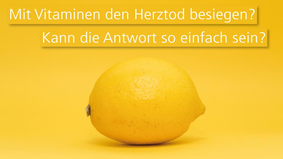 Zitrone ein wertvoller Schlüssel zu Gesundheit